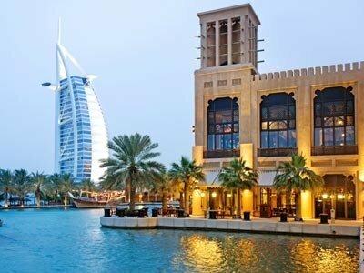 Dubai ab 380 €